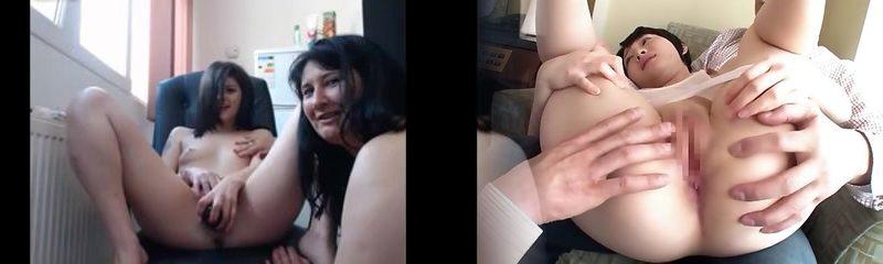 moeder en dochter webcam