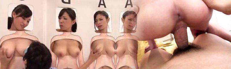 de japanse tv-porno show