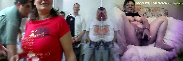 starsza grupa pummel spermed bod