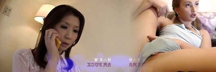 Kinky japanese mom gets DP by airliner1