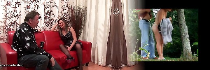 Stiff anal casting couch fledgling mom fisted and DP