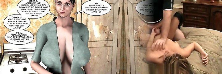 un cómic tridimensional: raymond. gigs tres-6