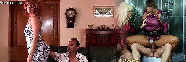 Tetona chica de la oficina de sexo