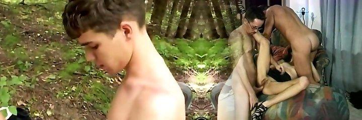 forestside bangers 2-pin full-madure lady & youthful fellow