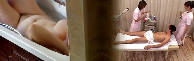 buxomy maduro wifey en la bañera