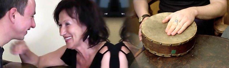 urocza kobieta assfucking biust