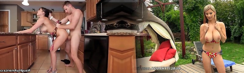 levi waluta rozrywa jego świeży gf mama kruk леханс w kuchni