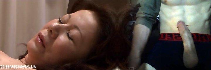 чизуру ивасаки pary dojrzałe azjatycki dama zanudzają twarde jak skała