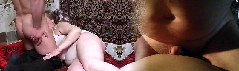 volwassen ouderling russische sc.trio-rollenspel