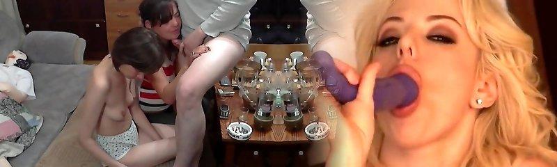 stud uitbenen in luik twee lelijke russische volwassen fucksluts thuis