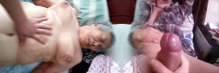 bir arasında benim fav yuvarlak chinese anneanne