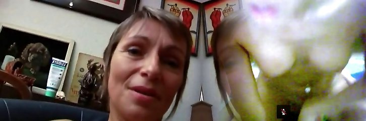 franse porno 11 anaal honing, rijpe cougar moeder spettert