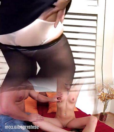 Suzys Stocking and Nylon Panties
