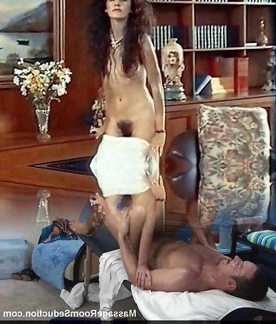 ANTMUSIC - vintage 80's skinny hairy undress dance