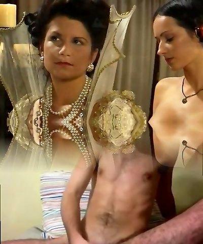 Best first-timer Fetish, Retro sex clip