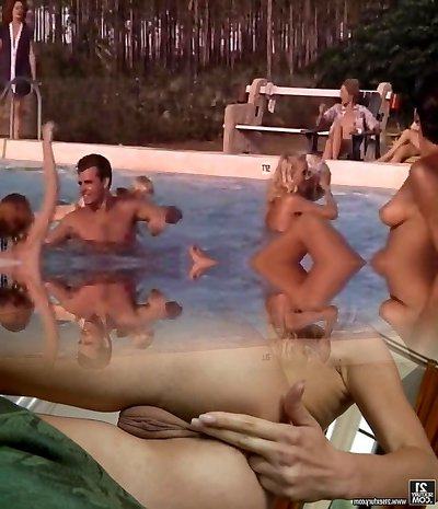 Nude Chicks Relax at a Nudist Resort (1960s Vintage)