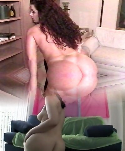 Classical striptease anal ramming