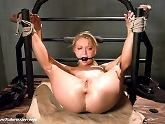 Dakota Skye is made into an obedient anal slave when she gets picked up off the street by a...