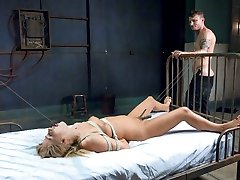 Carter Cruise is turned into Mr. Petes bondage bitch and suffers beautifully in this intense...