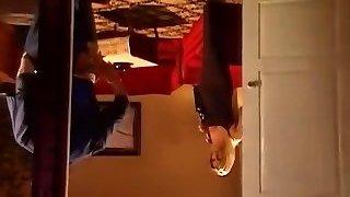 Incredible pornstar Amber Michaels in exotic vintage, anilingus sex clip