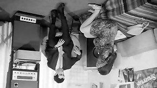büroangestellte versucht zu finden genießen (1960er jahre antik)