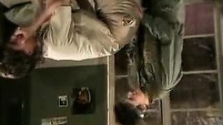Jamie Summers, Kim Angeli, Tom Byron in old-school sex vignette