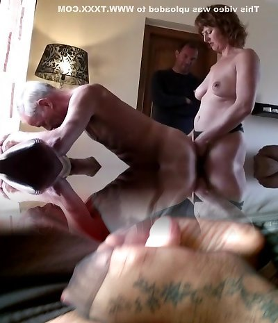 Fabulous amateur Mature, Strapon porn video