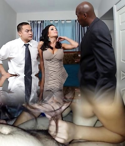 Mom's hotwife with Phoenix Marie