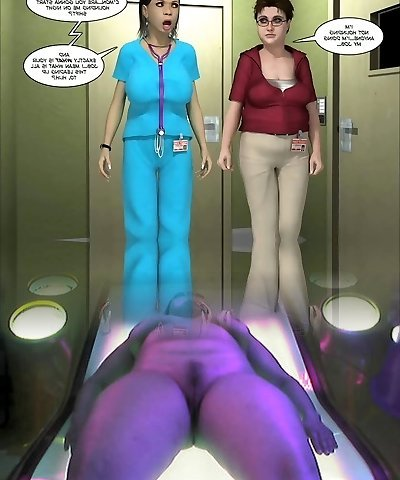 3d Comic: Malevolent Intentions. Episode 30