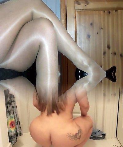 My Pantyhose Girlfriend 6