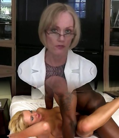 GILF Heads To Her Therapist's Office