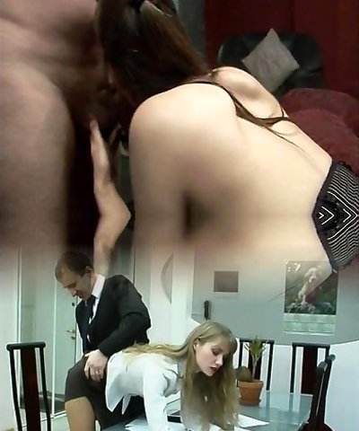 Amateu swinger MILF enjoys gangbang party