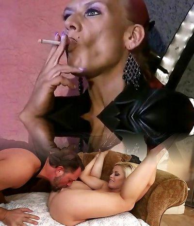 Amazing Amateur movie with Large Tits, Fetish scenes