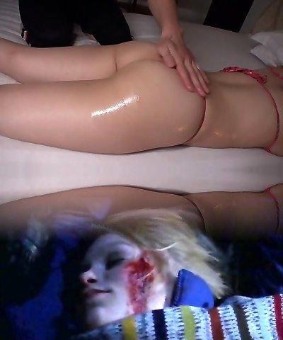Exotic Japanese dame in Hottest Massage, Big Tits JAV clip
