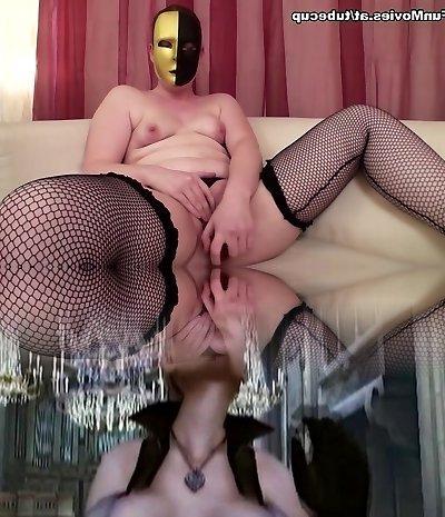 Crazy pornographic star Xxl Red in Exotic Mature, Dildos/Toys adult scene
