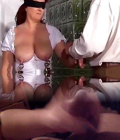 extreme pierced german step-mom