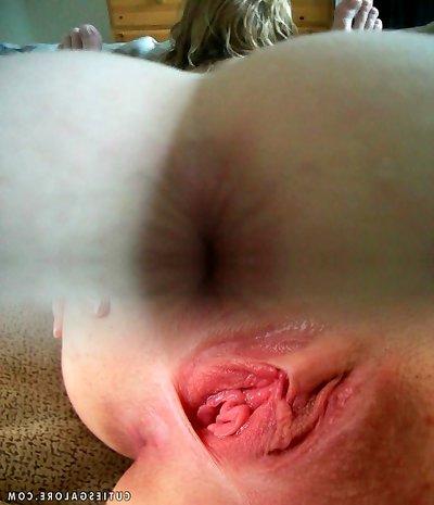 mature anal invasion