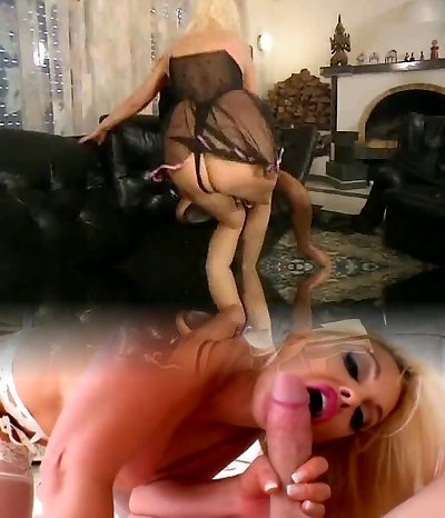 German Mature Anal audition 2