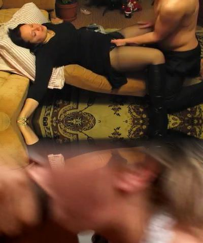 Young mummy gets her wet coochie fingered - nicolo33