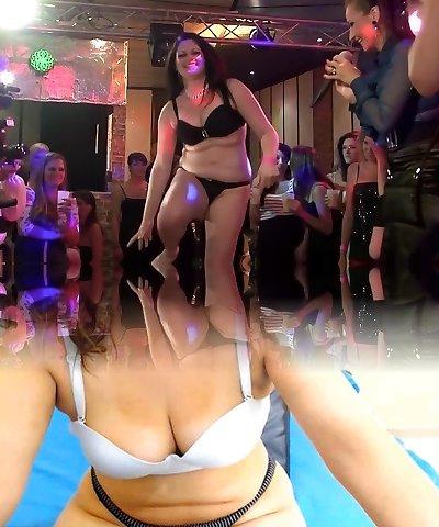 Hottest pornstar in crazy group fuckfest, euro xxx scene
