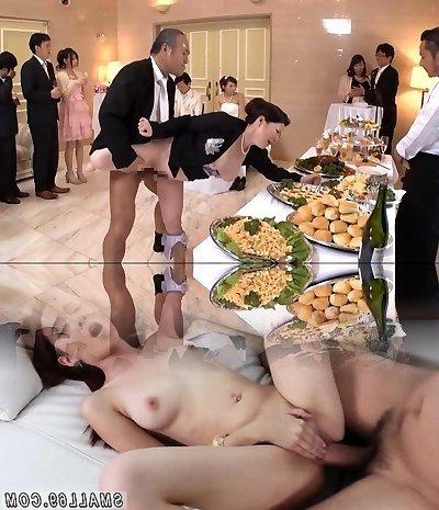 Nasty Japanese Marriage