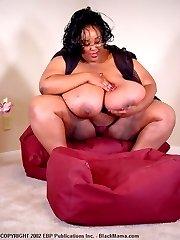 Kenya has massive tits