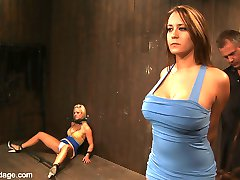 Live Show Mondays brings you the start of the August live show that featured Trina Michaels,...