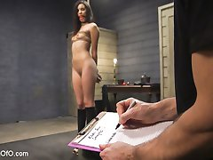 Perky Slut Eden Sin has no discipline over her tight young body. She begs to be taught some...