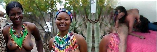 African Ebony Teenie GFs!