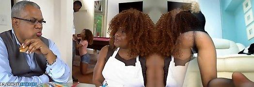 Bad Ebony Daughter