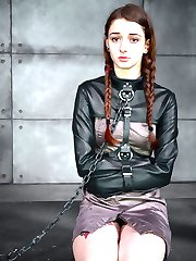 We asked Willow Hayes ldquoAre you ready for some Infernal Restraints?rdquo. She didnt hesitate...