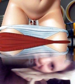 Big Tits, Cream Pie