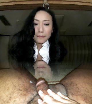 Asian Bondage Enema