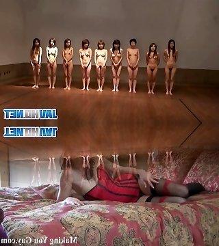 Group Sex, Asian Woman